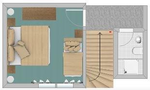 Apartment 3 - Extra room